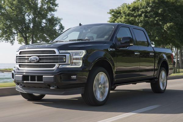 Ford bevestigt komst elektrische F-150