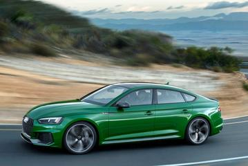 Dít kost de Audi RS5 Sportback