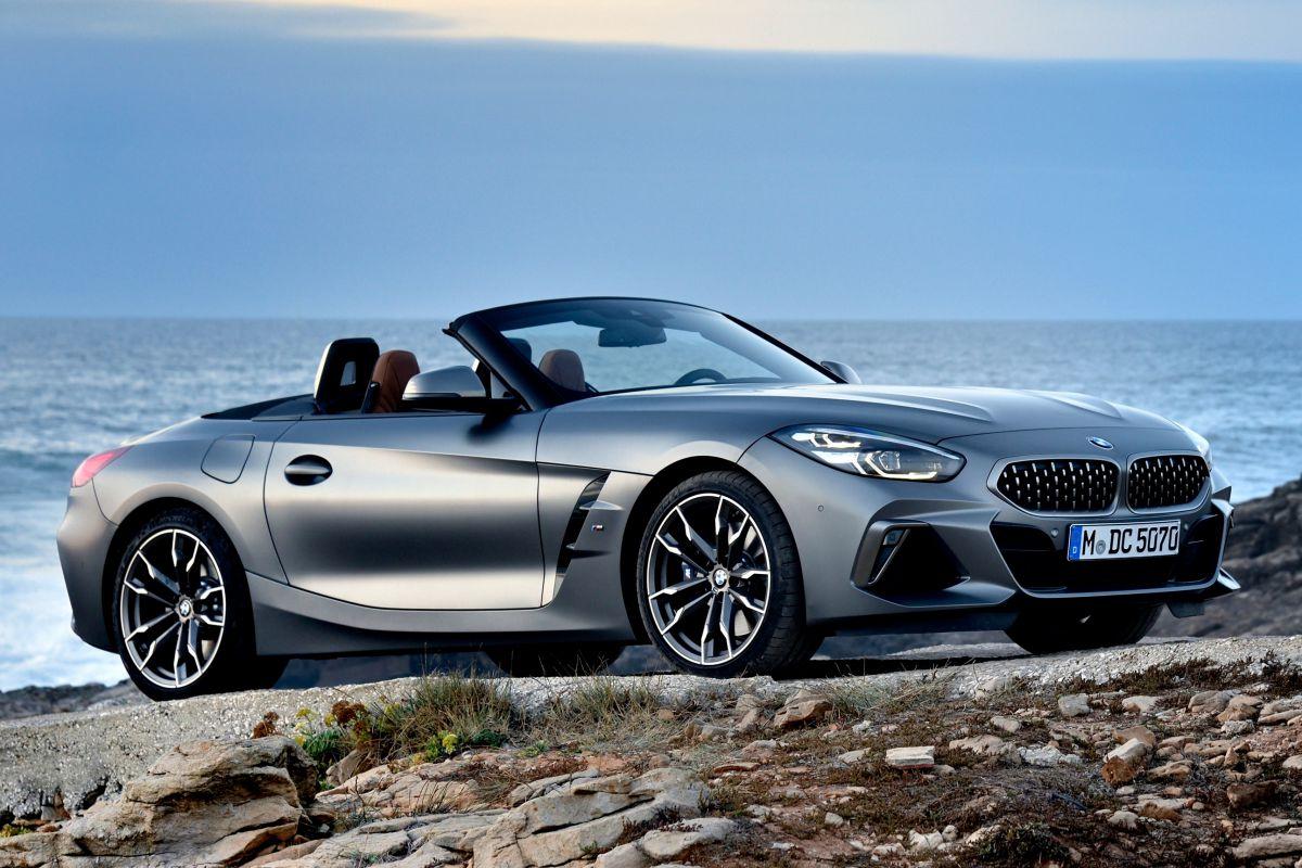 BMW Z4 Roaster