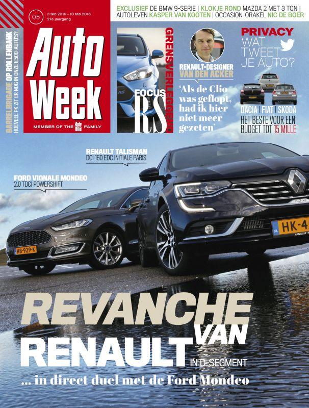 AutoWeek 5 2016