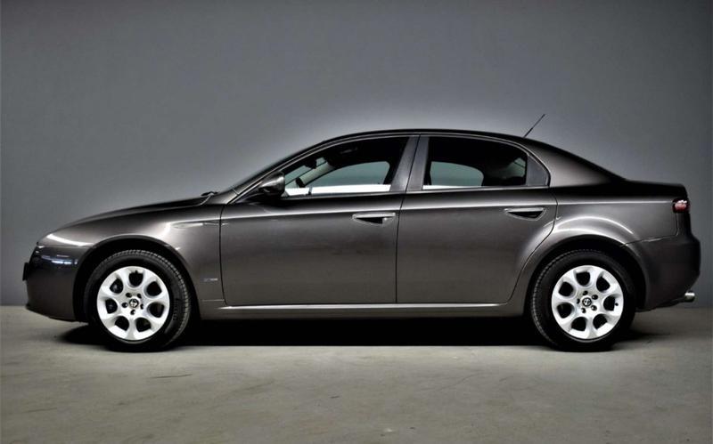 Alfa Romeo 159 1.8 mpi Business (2008)