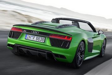 Prijs Audi R8 Spyder Plus bekend