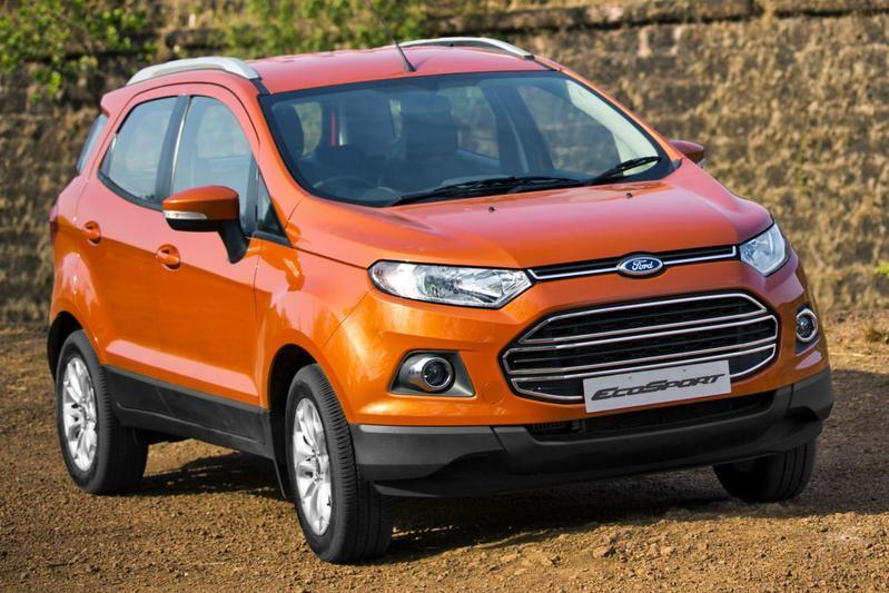 Ford Ecosport India