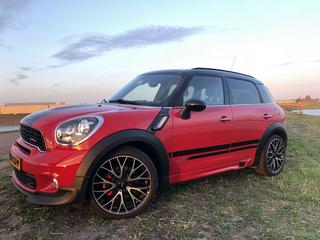 Mini Countryman John Cooper Works ALL4 (2015)