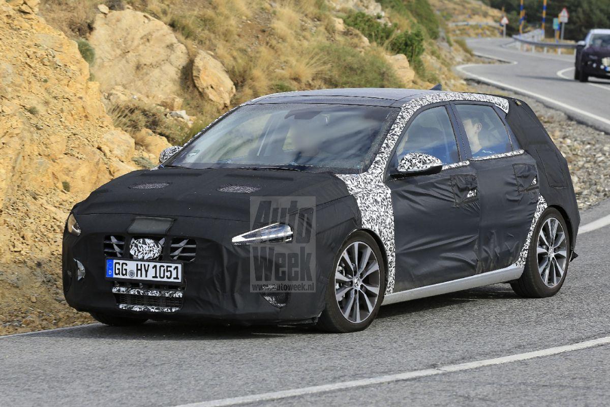2020 - [Hyundai] I30 III 5p/SW/Fastback Facelift Drkyqqvbmee3