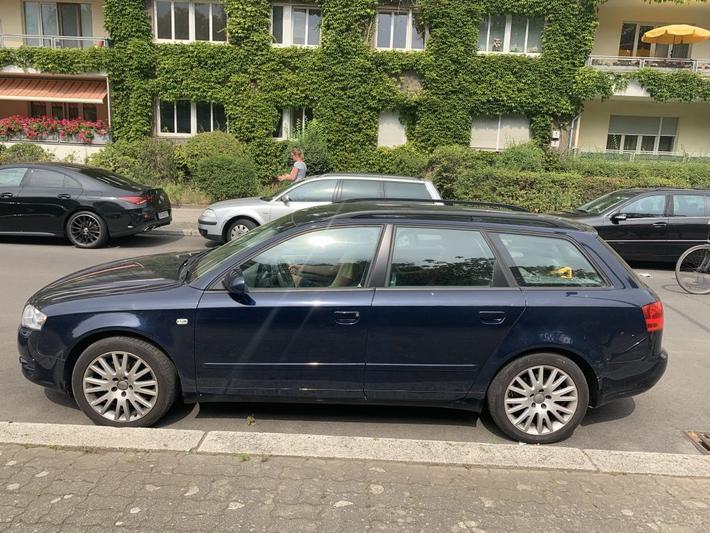 Audi A4 Avant 2.0 T FSI quattro (2005)