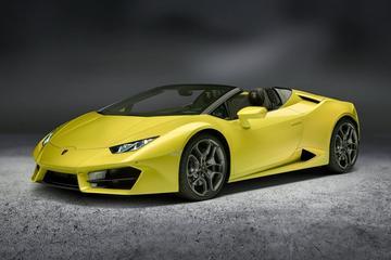 Ook Lamborghini Huracán Spyder als LP580-2