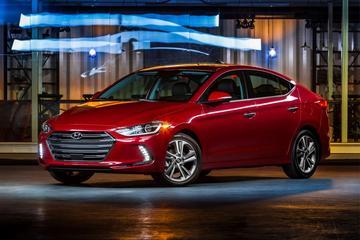 Hyundai lanceert nieuwe Elantra