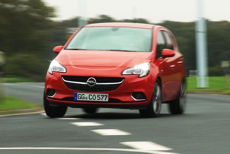 Rij-impressie Opel Corsa