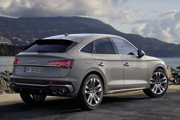 Dít is de Audi SQ5 Sportback
