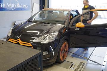 Citroën DS3 Racing - Op de Rollenbank