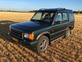 Land Rover Discovery V8i S (2002)