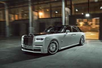 Rolls-Royce Phantom volgens Spofec
