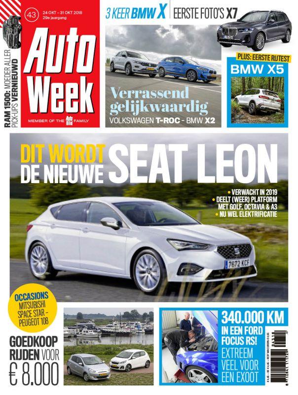 AutoWeek 43 2018