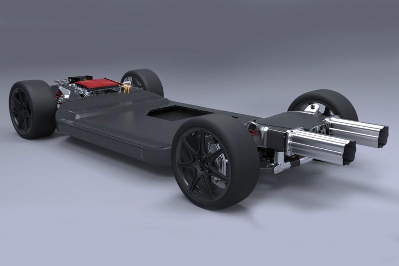 Williams komt met modulair EV-platform