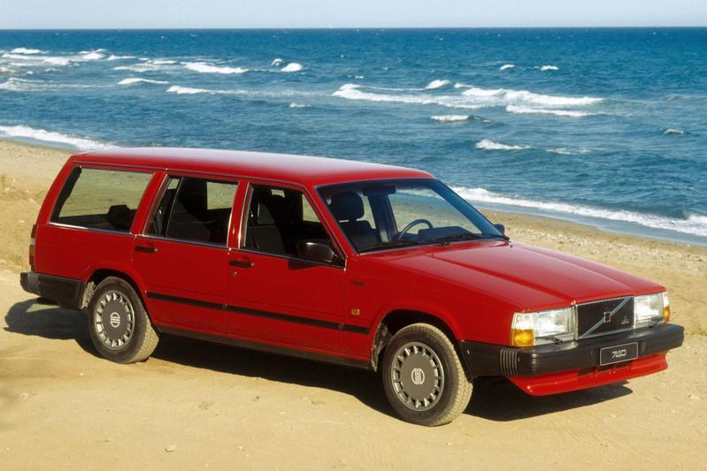 Volvo 740 GL 2.3 Estate (1986)