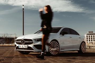 Mercedes-AMG CLA 35 krijgt 340 pk van Lorinser