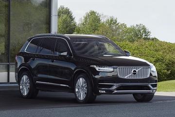 Volvo presenteert gepantserde XC90