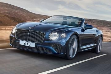 Officieel: Bentley Continental GT Speed Convertible