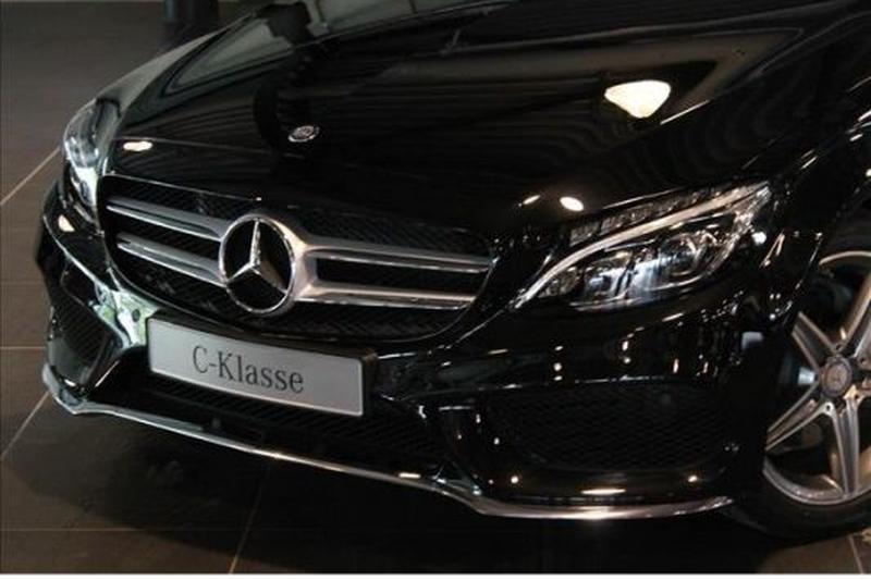 Mercedes-Benz C 180 Ambition (2014) #6