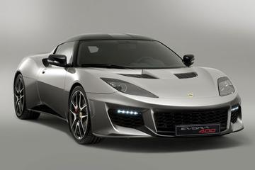 Lotus Evora 400: sterkste en snelste Lotus ooit