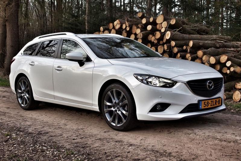 Mazda 6 SportBreak SkyActiv-G 2.0 145pk TS+ Lease Pack (2012)