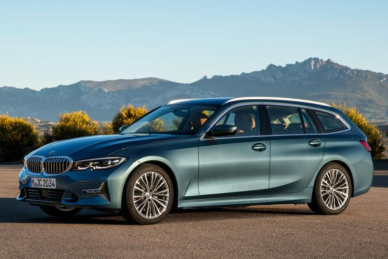 BMW 330i xDrive Touring (2019)
