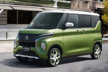 En dít is de Mitsubishi Super Height K-Wagon Concept