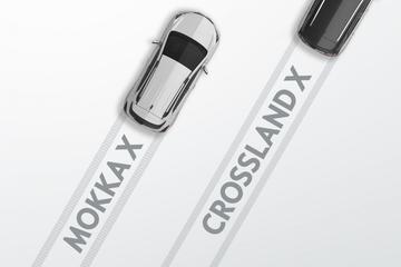 Nieuwe Opel Meriva heet  'Crossland X'