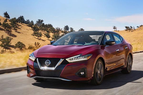 Facelift voor Nissan Maxima én Murano