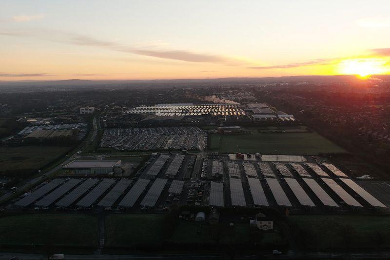 Bentley fabriek Crewe