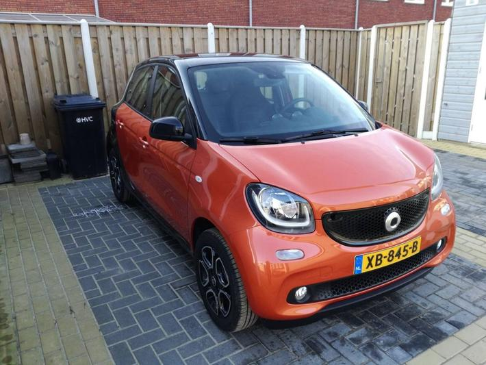 Smart forfour 52kW Prime (2018)
