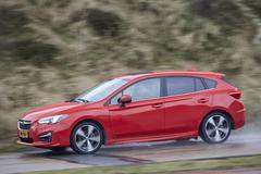 Subaru Impreza 1.6i Lineartronic CVT Premium