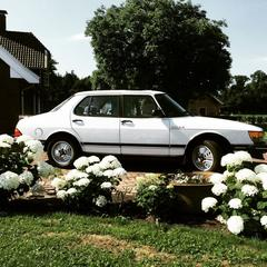 Saab 900 Turbo 5 (1982)