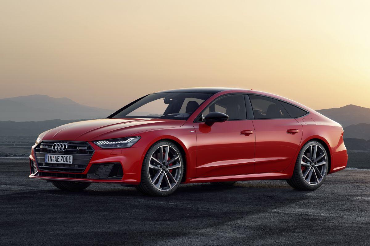 Audi prijst A7 40 TFSI en A6 Avant 50 TFSI e