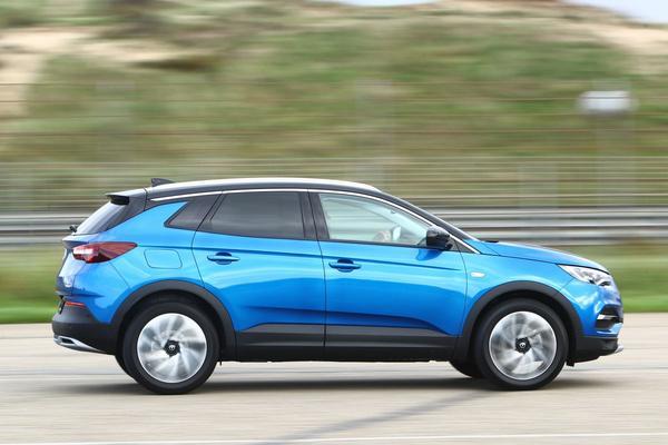 Opel Grandland X 1.2T Innovation