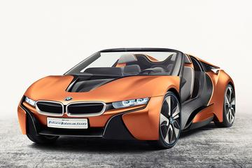 BMW toont iVision Future Interaction Concept