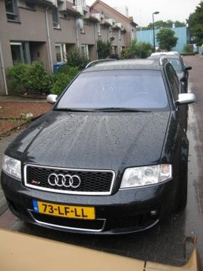 Audi RS6 Avant quattro (2002)