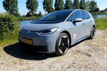 Volkswagen ID3 - Achteruitkijkspiegel