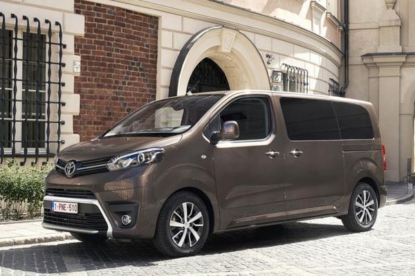 Nieuwe dieselmotor voor Toyota ProAce