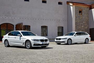 BMW voert herfstupdates vijf modellen door