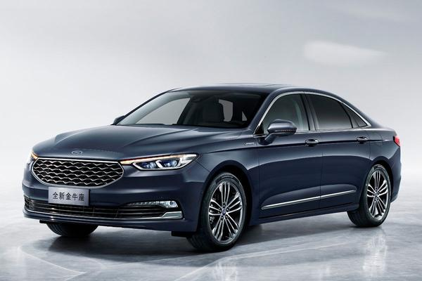 Facelift voor Ford Taurus