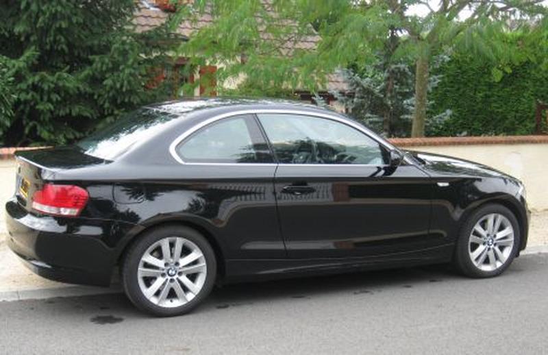 BMW 120d Coupé High Executive (2009)