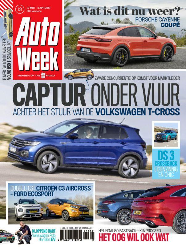 AutoWeek 13 2019