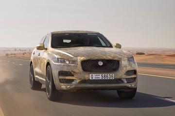 Jaguar werkt aan familie SUV's