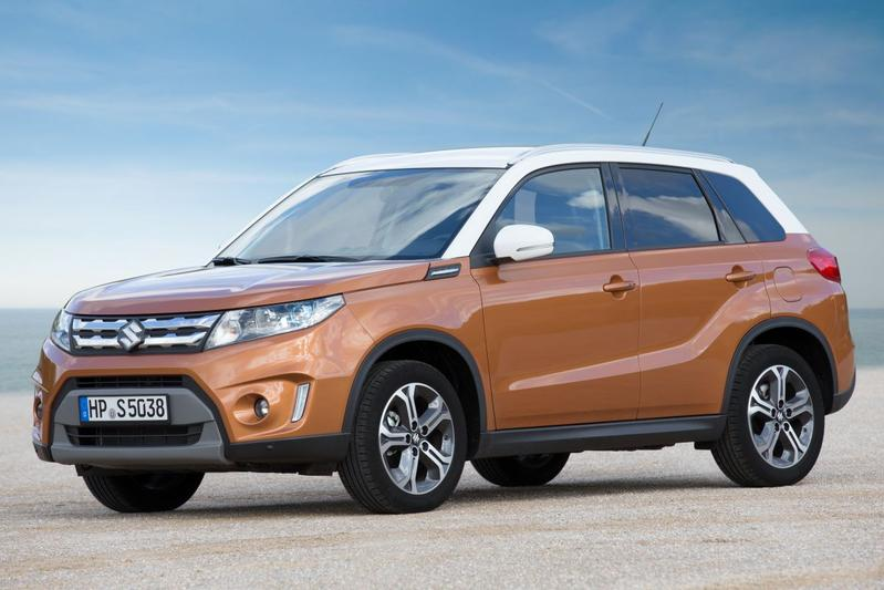 Suzuki Vitara 1.6 High Executive (2018)