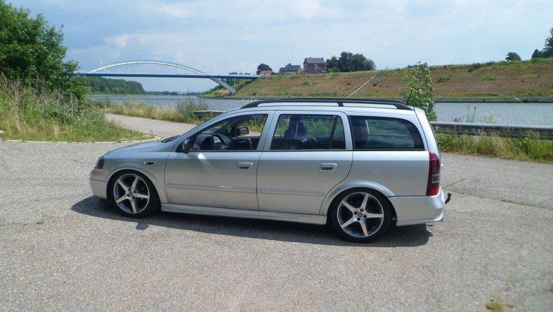 Opel Astra Stationwagon 1.6i Elegance (2000)