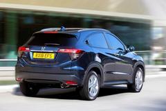 Nu voor Europa: bijgewerkte Honda HR-V