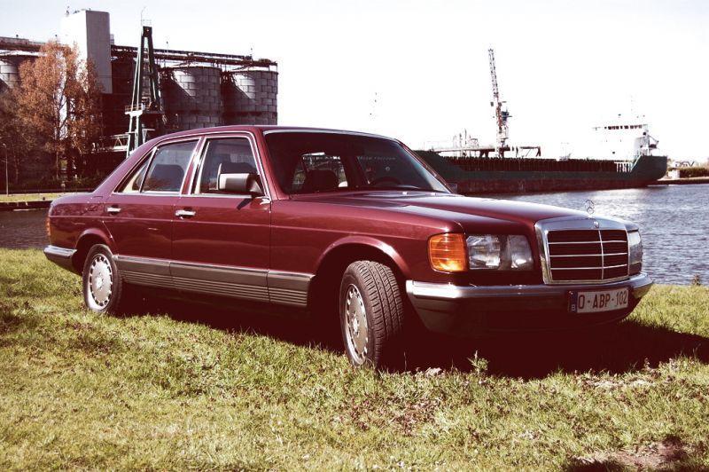 Mercedes-Benz 280 SE (1985)