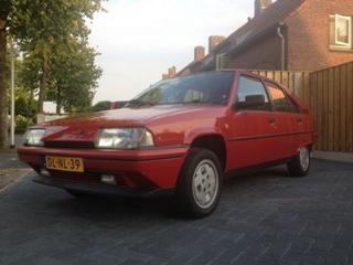 Citroën BX 19 GTI (1992)